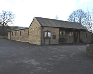 meerbrook village hall